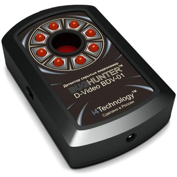 Детектор скрытых видеокамер BugHunter Dvideo BDV-01