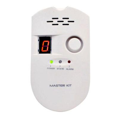 Датчик-сигнализатор утечки бытового газа MT8055