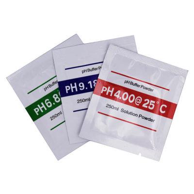 Порошки для калибровки pH-метра (3шт.)
