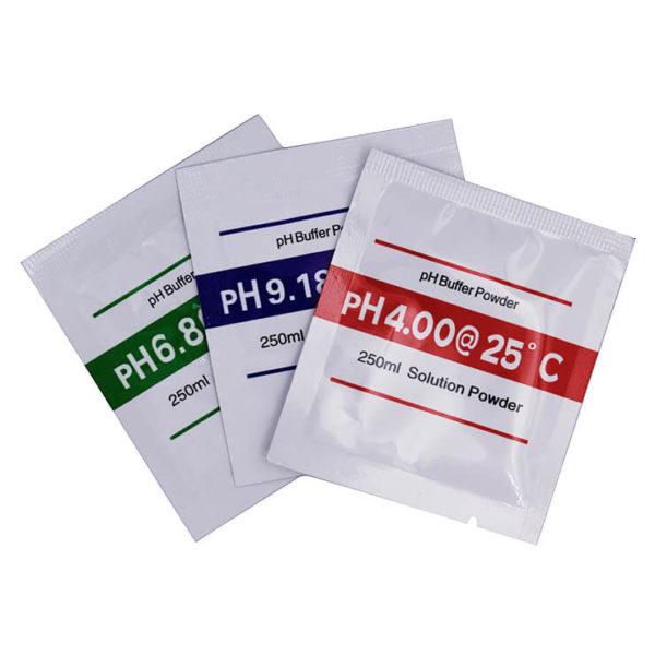 Порошки для калибровки pH-метра