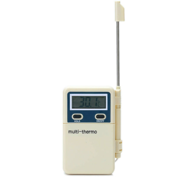 Термометр щуп электронный со звуковым сигналом PT-2