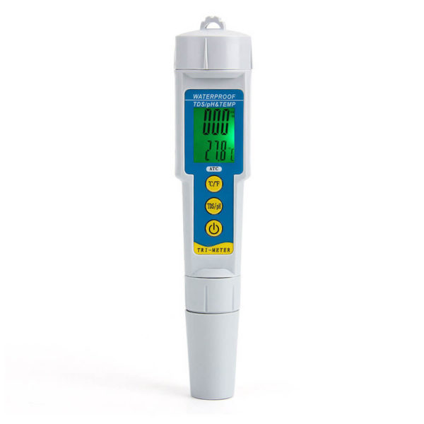 Анализатор кислотности и качества воды TDS pH-метр PH-986