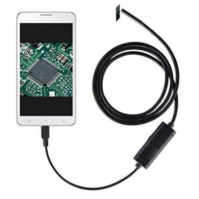 Видеоэндоскоп для Android и ПК
